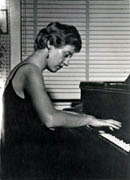 Kagan complemented her performance career as a pianist with a Ph.D in Musicology